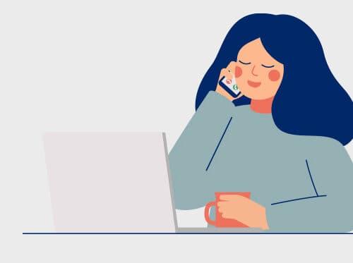 Telefon Psychotherapie und Coaching Pinneberg - Stephanie Schullmann Redlich